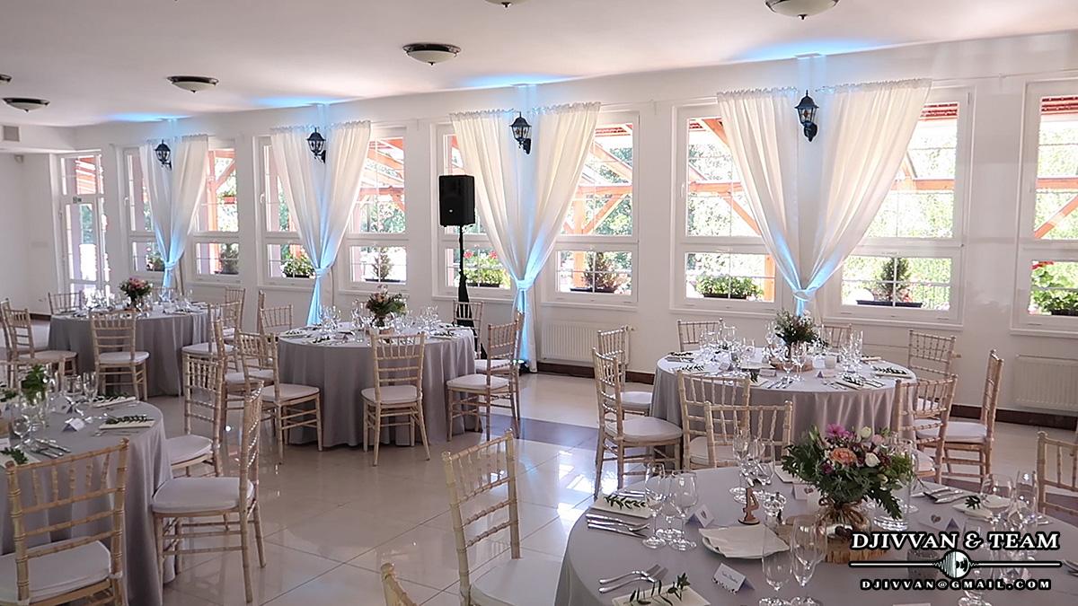 Dj na svadbu Bašta Pajštún Borinka